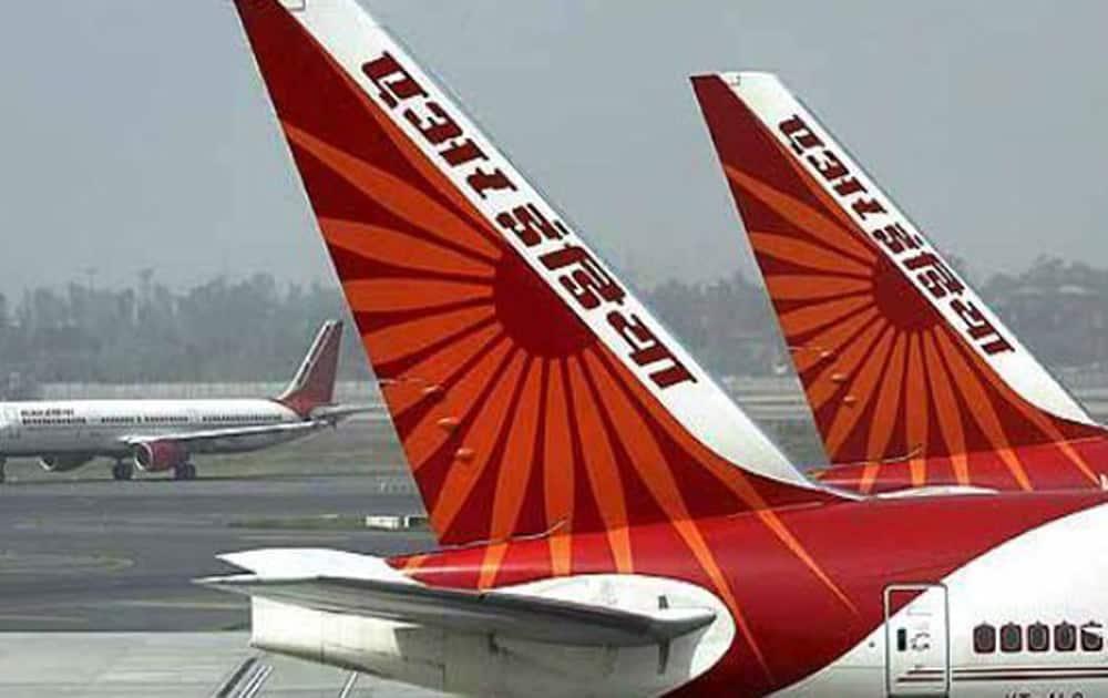 3. Air India (15.4%)