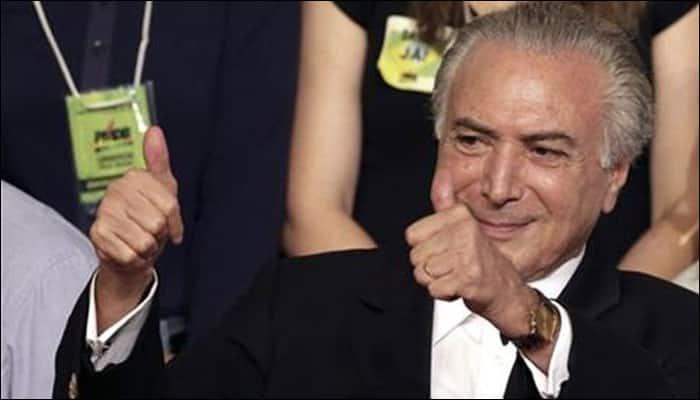 Brazil's new president names business-friendly cabinet