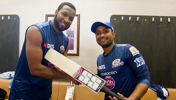 IPL 2016: What is Mumbai Indians' Ambati Rayudu's challenge for Kieron Pollard?