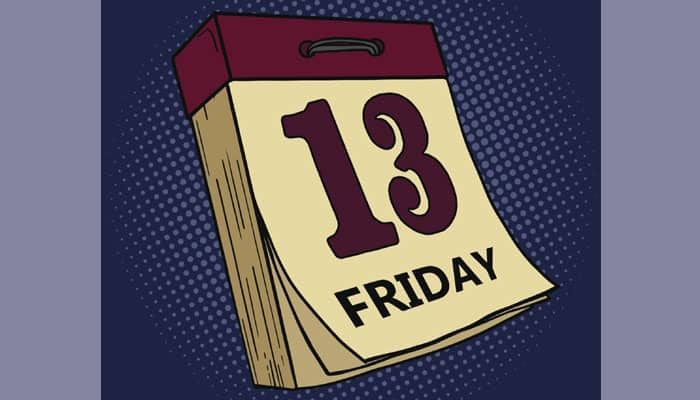 Today is Friday the 13th - Know why superstitious people fear this combination