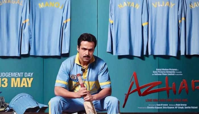 Azhar movie review: A quick recap of Mohammad Azharuddin's controversial innings!
