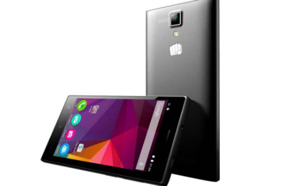 Micromax Canvas XP 4G priced at Rs 7,499. Comes with 5-inch HD display, 1GHz quad core processor coupled with 3GB of RAM.