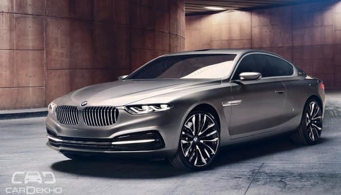 Bmw To Introduce New Luxury Car Auto News News