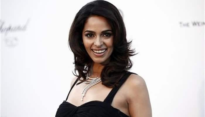 Cannes 2016: Post gown goals, Mallika Sherawat is giving 'breakfast view' goals!
