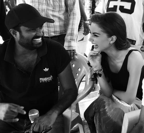 It's AL Vijay! My first director who discovered me when I was 16 & launched me in my first movie #Madrasapattinam@iamAmyJackson