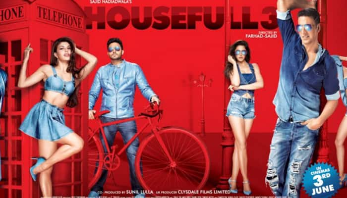 Catch the new wedding track from 'Housefull 3' this season! Watch