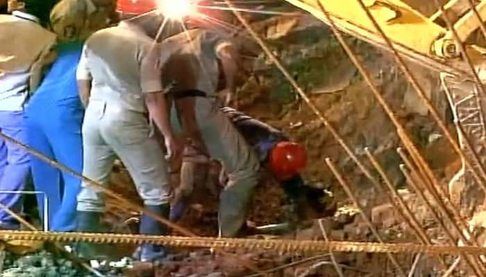 7 killed after a wall of an under-construction mall collapses in Andhra Pradesh's Guntur