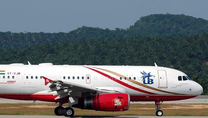 In bad times, Mallya's luxury jet awaits a buyer!