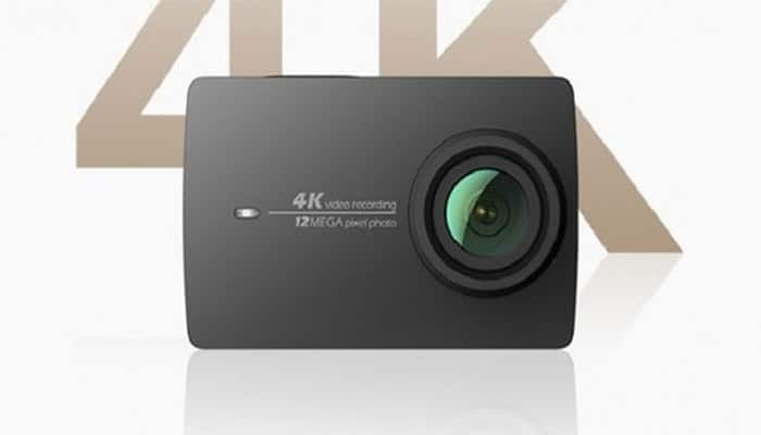 Xiaomi launches Yi 4K action camera in China