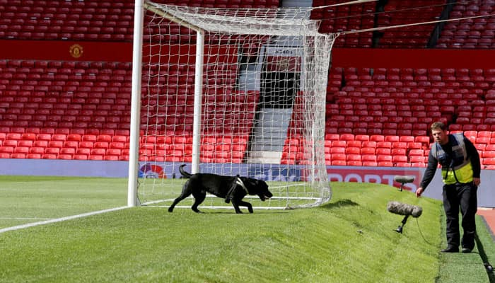 Bomb scare: 'Training device' led to abandonment of match betwen Manchester United, Bournemouth