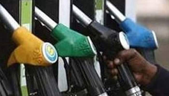 Petrol price hiked by Rs 0.83 per litre, diesel by Rs 1.26 a litre