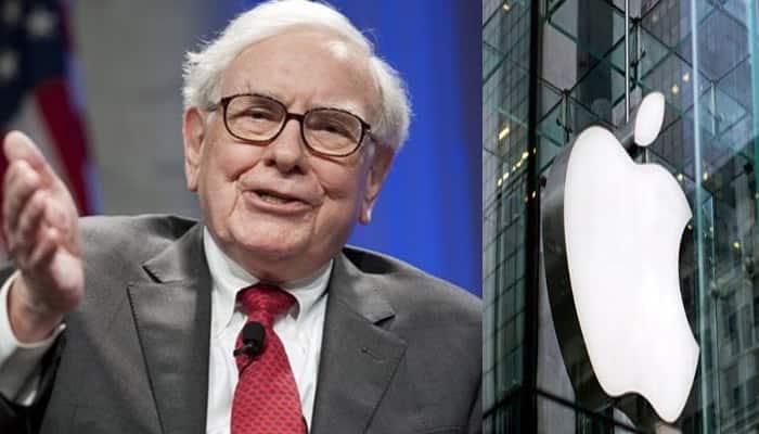 Warren Buffett's Berkshire takes $1 billion bite of Apple