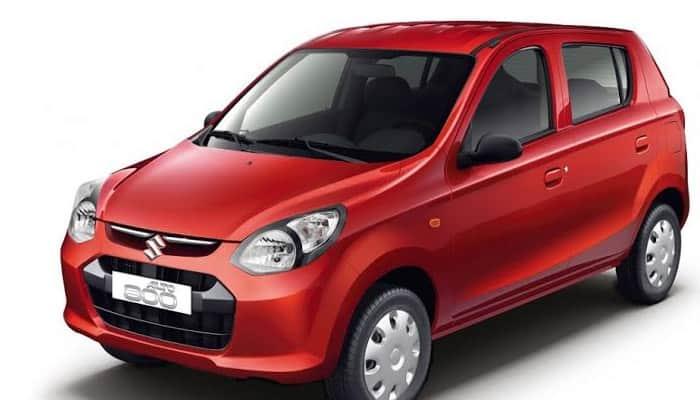 Maruti Suzuki Alto 800 facelift to be launched in India tomorrow