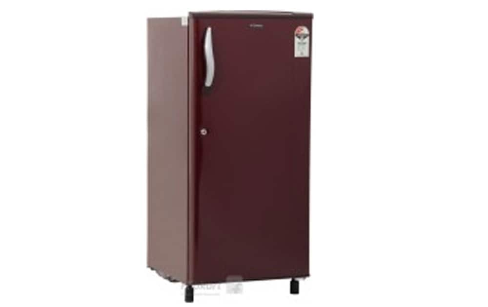 Sansui SH203EBR FDA Single Door 190 Litres priced at Rs 9,990 (Flipkart). It comes with 190ltr capacity,Wire Shelves,524 mm X 1175 mm X 650 mm,1 Year Warranty on all Parts and 4 Years Additional Warranty on the Compressor.