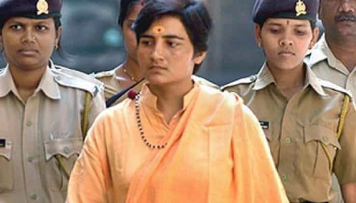 Sadhvi Pragya on fast for permission to visit Simhasth Kumbh, health worsens