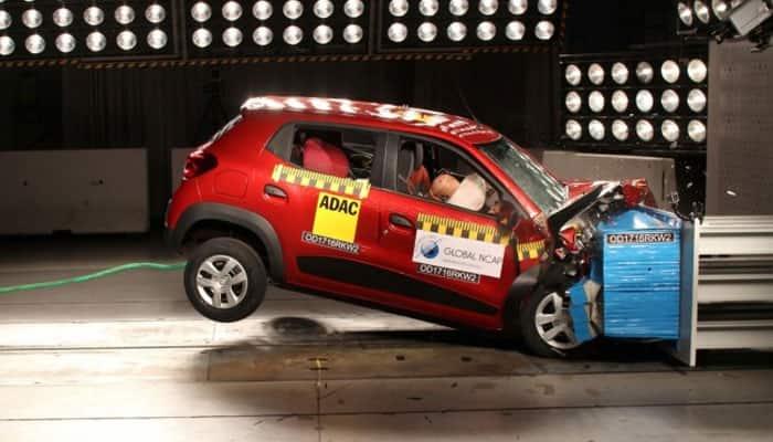 Top Indian cars fail global NCAP crash test, get 'Zero star' ratings