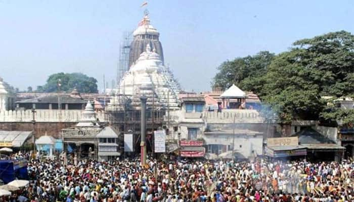 Odisha CM Naveen Patnaik takes up Jagannath temple repair work with PM Modi