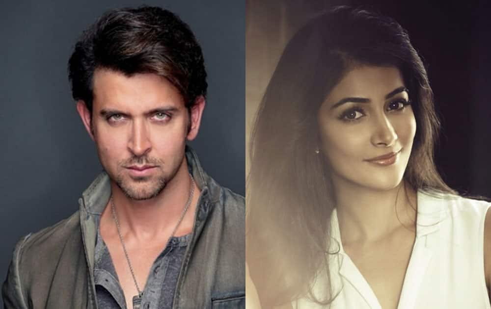 Hrithik Roshan and Pooja Hegde in 'Mohenjo Daro'