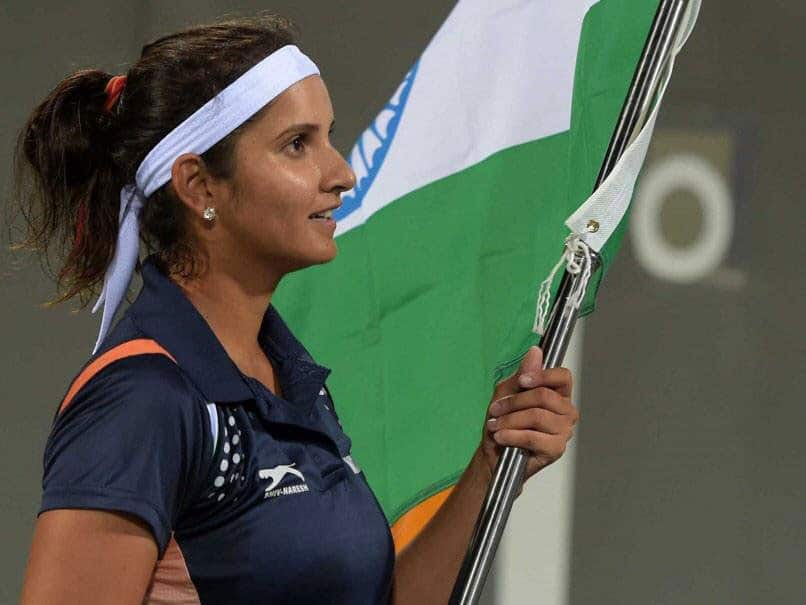 Sania Mirza - She has established herself as the most successful female Indian tennis player ever and one of the highest-paid and high-profile athletes in the country. She is currently at the top in WTA doubles rankings.