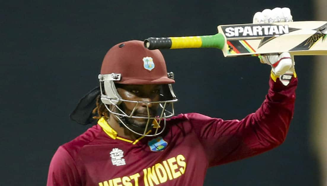 Chris Gayle needed 46 balls to breach the 100 run mark on two seperate occasions against the Kings XI Punjab at the Chinnaswamy stadium in Bengaluru in the 2011 and 2015 editions of the IPL.