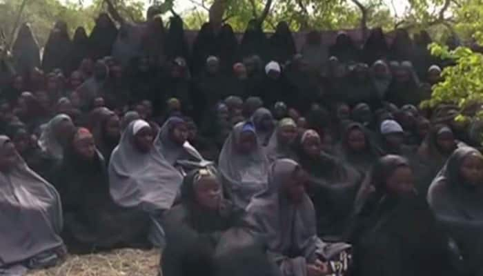 Nigerian 'Chibok' schoolgirl rescued after two years as Boko Haram captive
