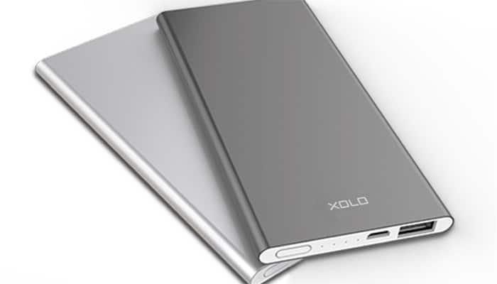 XOLO launches super slim Power Bank with 6000mAh capacity at Rs 999