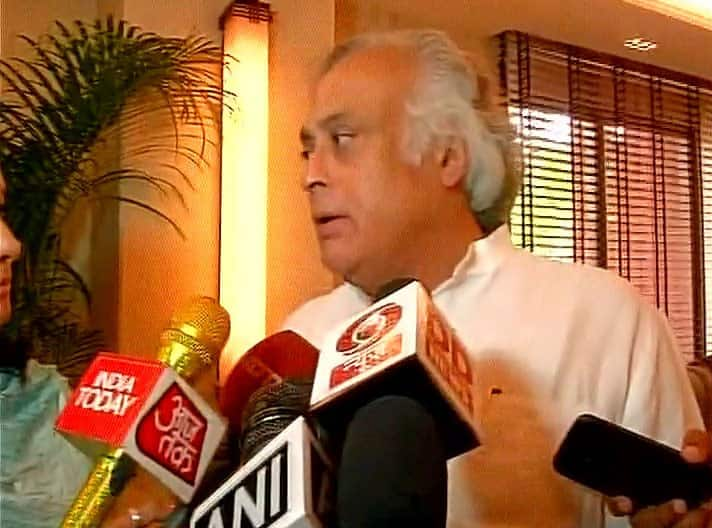 Results in Assam, Kerala although disappointing for Congress are not unexpected: Jairam Ramesh, Cong #Election2016- twitter@ANI_news