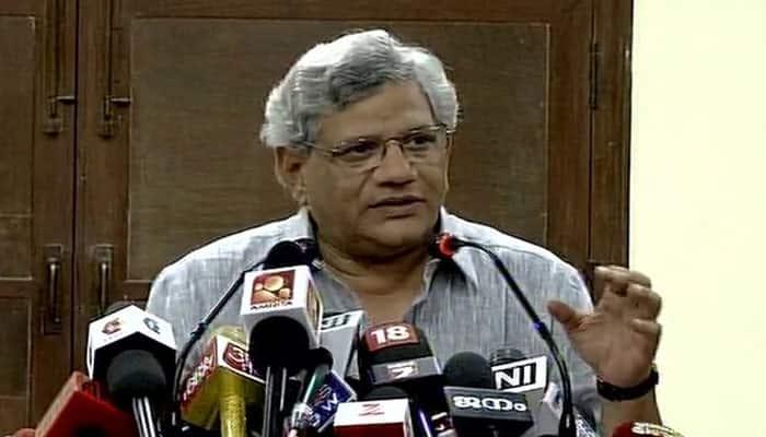 Kerala people voted against corruption, misrule by UDF govt: Sitaram Yechury