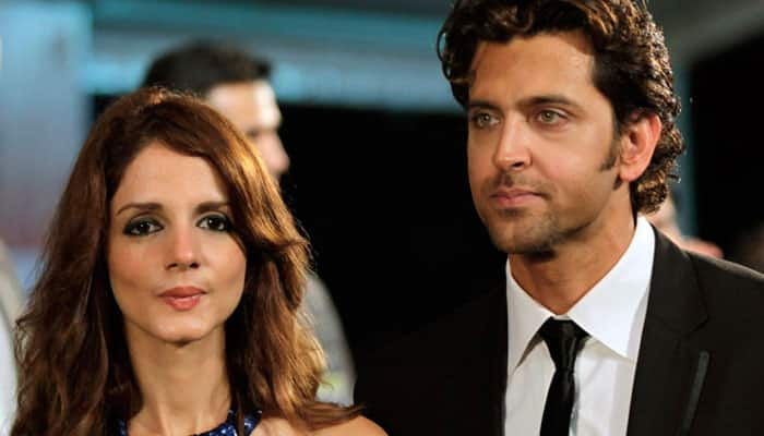 When exes meet! Hrithik Roshan, Sussanne Khan party under one roof?
