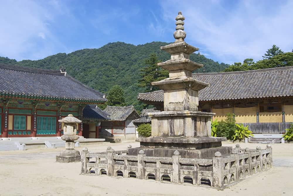 Haeinsa Temple in South Korea.