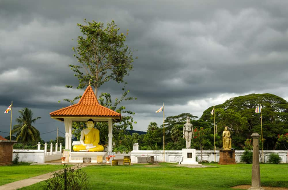 Tissamaharama in Sri Lanka.