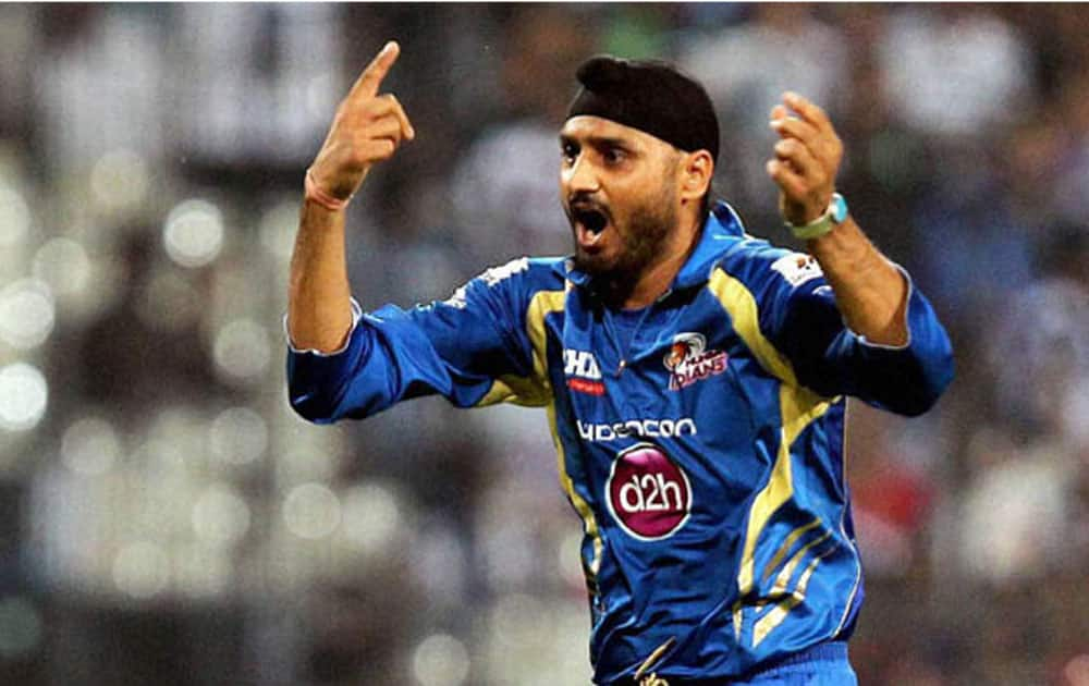 Indian off-spinner Harbhajan Singh is at the fourth spot with 118 wickets in 124 matches.
