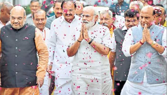 Assembly Results 2016: Whoever goes with Congress loses, says BJP's Amit Shah