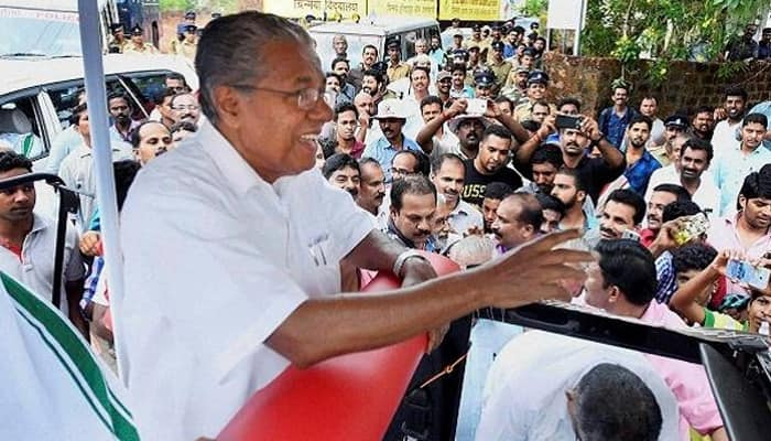 Pinarayi Vijayan to be sworn-in as Kerala CM on May 25