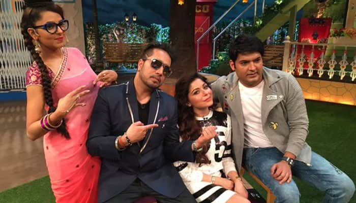 From 'Comedy Nights' to 'The Kapil Sharma Show', Mika Singh is everywhere on TV!