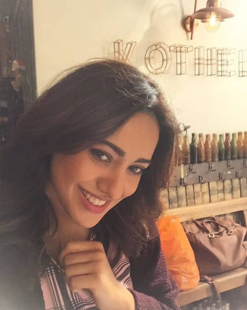 It's time I posted another selfie..- twitter@Officialneha