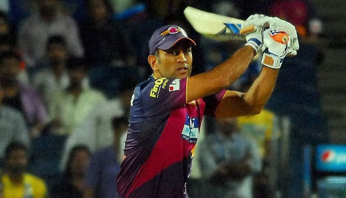 IPL 9 VIDEO: RPS vs KXIP, Match 53 -- This is possibly MS Dhoni's best T20 knock