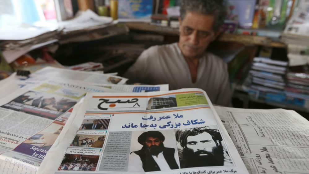 Taliban leader Mansour `likely killed` in US drone strike
