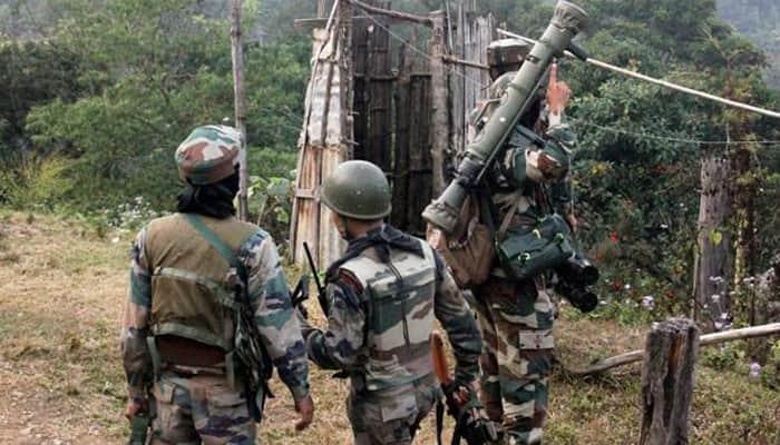 Six Assam Rifles personnel killed by militants in Manipur's Chandel district ambush