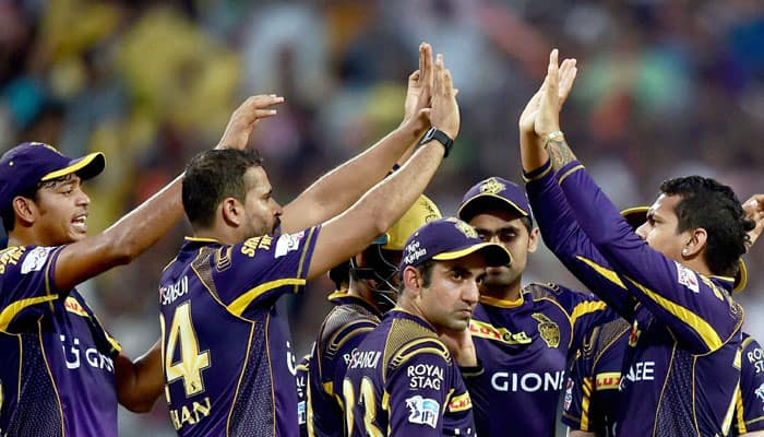 Indian Premier League 2016: Kolkata Knight Riders beat Sunrisers Hyderabad by 22 runs, march into playoffs