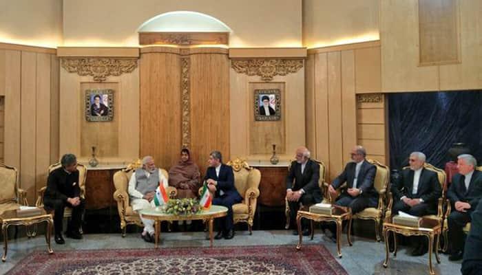 Narendra Modi in Iran: PM invokes India's 'civilisational ties', aims to boost economic, cultural partnership
