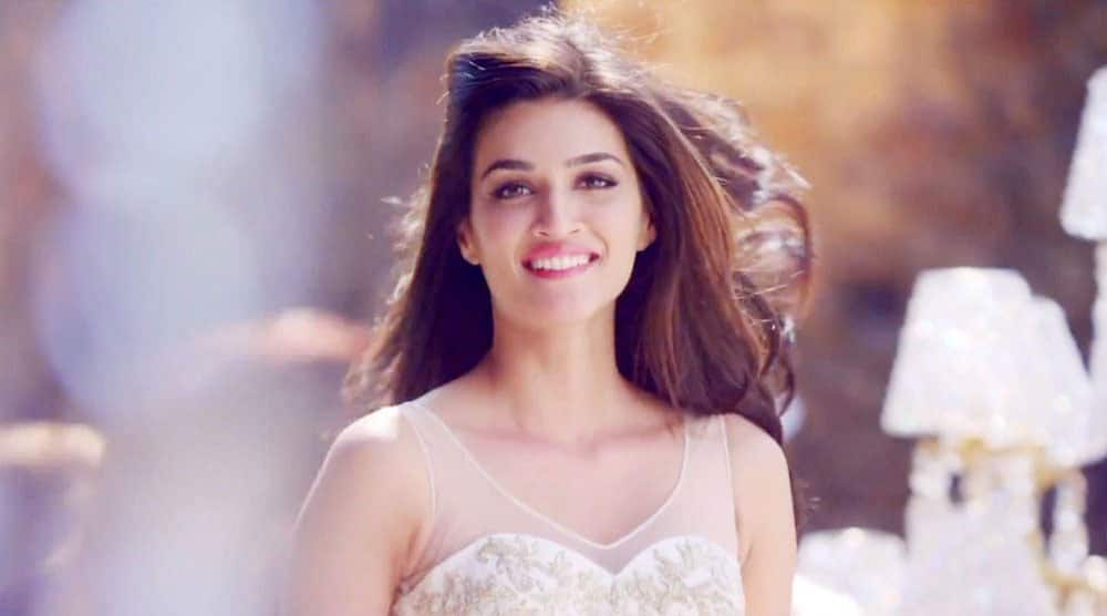 Kriti Sanon ‏@KritiSQuotes  :- Two years of Heropanti, two years of Dimpy - the character that introduced us to the beautiful @kritisanon! -twitter