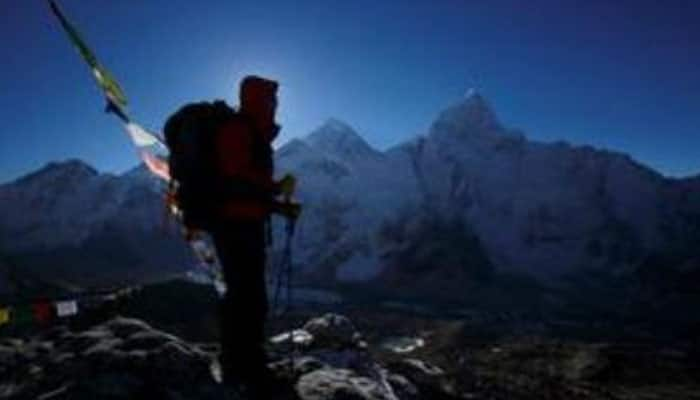Search ops underway to locate two missing Indians on Mount Everest