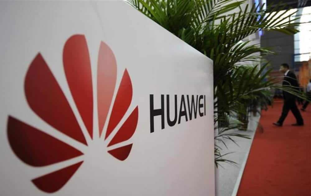 Huawei with 8.3 percent.