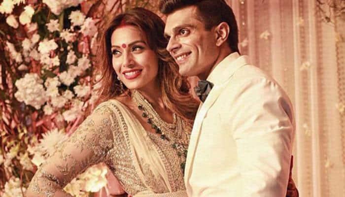 Video alert! Here's how Karan Singh Grover surprised Bipasha Basu on their wedding day