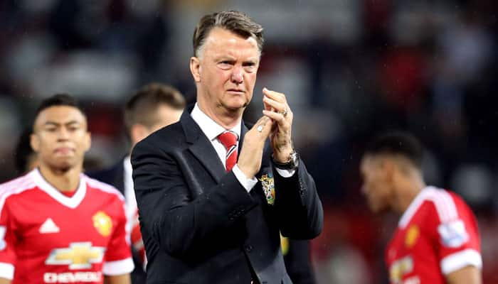 Manchester United show Louis van Gaal the door with Jose Mourinho set to arrive at Old Trafford: Report