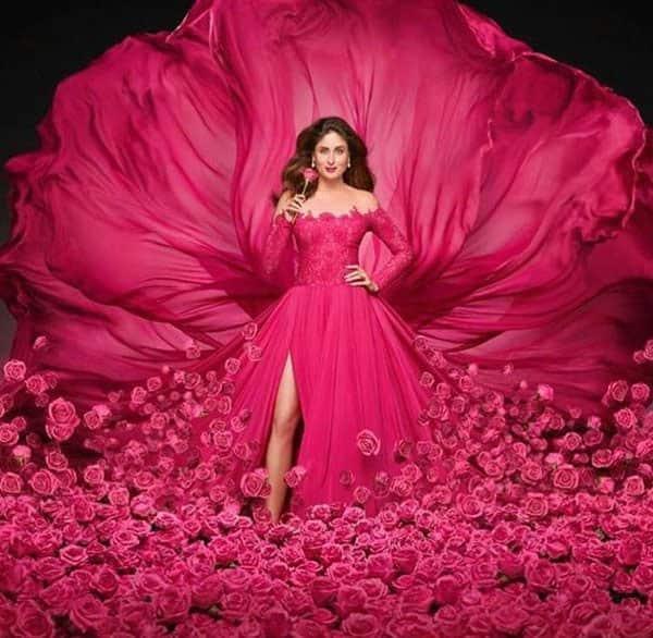 Kareeena Kapoor Khan for Lux Campaign - Twitter@KareenaUpdates