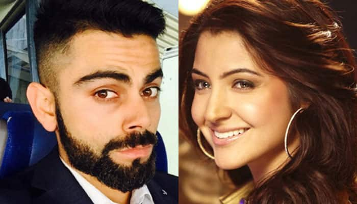 Is this for real? Anushka Sharma – Virat Kohli spotted together with a fan – See pic