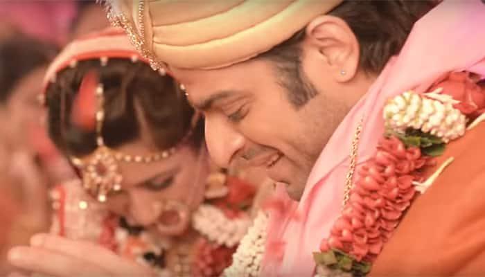 Watch: Karan Patel, Ankita Bhargava's wedding video will restore your faith in 'Arranged Love'