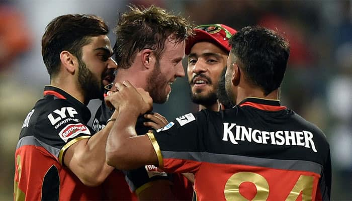 IPL 2016: Superman AB de Villiers does it again, takes RCB into final with incredible 79-run knock vs GL